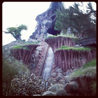Photo taken at Splash Mountain by Jon S. on 8/2/2012