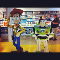 Photo taken at The LEGO Store by Albraa J. on 8/23/2012