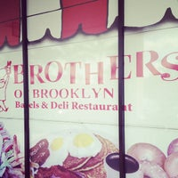 Photo taken at Brothers of Brooklyn restaurant by Kelly B. on 2/19/2012