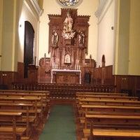 Photo taken at Monasterio Carmelitas Descalzas by Rafa O. on 2/26/2012