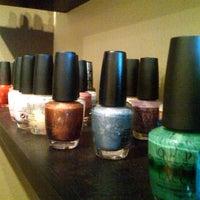 Photo taken at Soleil Luna: A Boutique Salon & Spa by Kat T. on 5/11/2012