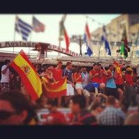 Photo taken at Iberia Tavern & Restaurant by Hideko D. on 7/3/2012