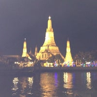 Photo taken at Chao Phraya River by Pimploy on 6/3/2012