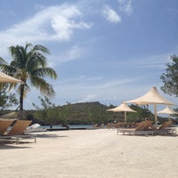 Photo taken at Santa Barbara Beach & Golf Resort Curaçao by Denise L. on 4/24/2012
