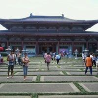 Photo taken at Fo Guang Shan Temple | 北岛佛光山 by Jeremy W. on 1/22/2012