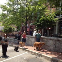 Photo taken at The Public Square - Dahlonega by Kim R. on 5/19/2012