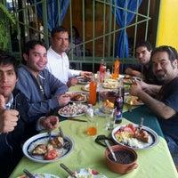 Photo taken at Los Garotos by Miguel O. on 12/23/2011