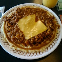 Photo taken at Waffle House by Gary B. on 3/12/2012