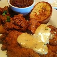 Photo taken at Boudreaux's Cajun Kitchen by Allen A. on 8/22/2011