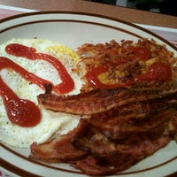 Photo taken at Denny's by Nicole C. on 4/7/2011