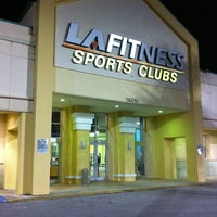 Photo taken at LA Fitness by David 悠斗 H. on 10/20/2011