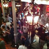 Photo taken at Santos Tapas Bar by Patrick M. on 8/21/2011