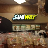 Photo taken at Subway by Bryan on 6/30/2012