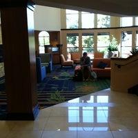 Photo taken at Fairfield Inn & Suites Santa Cruz - Capitola by Lara W. on 6/17/2012
