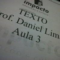Photo taken at Impacto Concursos by Luanna A. on 8/17/2012