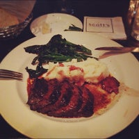 Photo taken at Scott's Restaurant & Bar by Aaron C. on 3/11/2012