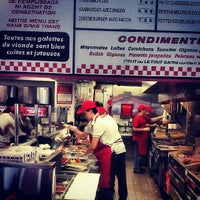 Photo taken at Five Guys by Antoine M. on 6/29/2012