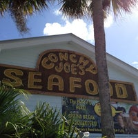 Photo taken at Conchy Joe's Seafood by James P. on 3/15/2012