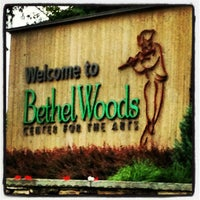 Photo taken at Bethel Woods Center for the Arts by PhillySteph on 7/1/2012