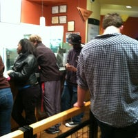 Photo taken at Qdoba Mexican Grill by Lane K. on 2/25/2012