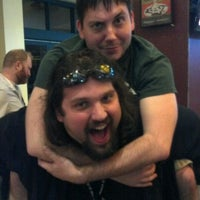 Photo taken at GameTime by Stephen H. on 1/8/2012