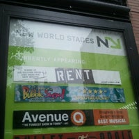 Photo taken at New World Stages by Jaisang J. on 7/19/2012