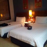 Photo taken at Novotel Suvarnabhumi Airport Hotel by Mohammed K. on 6/1/2012