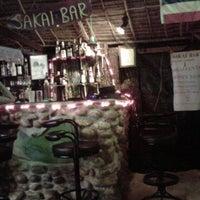 Photo taken at Sakai Bar @ Khao Lak by iCoke R. on 9/2/2011