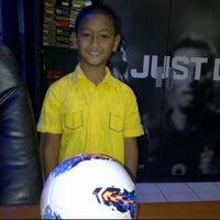 Photo taken at Dunia Bola Rawamangun by Rere R. on 3/10/2012