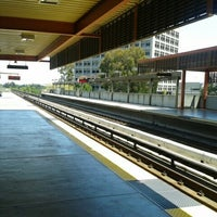 Photo taken at Walnut Creek BART Station by Connie S. on 7/15/2012