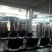 Photo taken at Central de Autobuses by Abraham C. on 9/2/2012