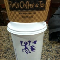 Photo taken at Peets Coffee And Tea by Joy B. on 10/6/2011