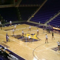 Photo taken at McLeod Center by Nathan L. on 10/7/2011