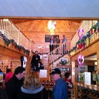 Photo taken at Torrey Ridge Winery by David M. on 2/11/2012