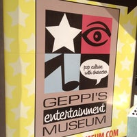 Photo taken at Geppi's Entertainment Museum by Rob V. on 2/3/2012