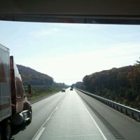 Photo taken at Highest Point East of the Mississippi on I-80 by Jimmy B. on 10/23/2011
