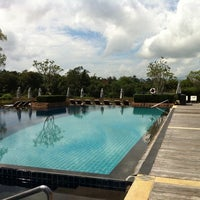 Photo taken at Le Méridien Chiang Rai Resort, Thailand by Angie P. on 9/27/2011