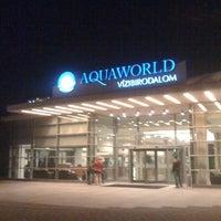Photo taken at Aquaworld Resort & Spa by Kristóf K. on 1/16/2011
