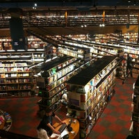 Photo taken at Livraria Cultura by M.L.F.T. on 5/29/2012