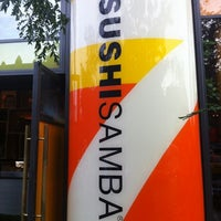 Photo taken at SUSHISAMBA by Anne M. on 8/8/2012