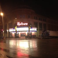 Photo taken at Uptown Theater by Stephen D. on 12/4/2011