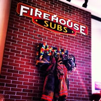 Photo taken at Firehouse Subs by Eric M. on 9/9/2012