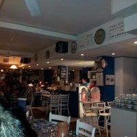 Photo taken at Ravintola Crecian by Tuomas on 11/18/2011