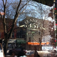 Photo taken at Frankies Spuntino 457 by Oz L. on 1/1/2011