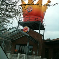 Photo taken at Burger King by Colibry 2. on 4/10/2012