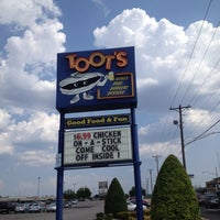 Photo taken at Toot's Good Food & Fun by Greg A. on 7/6/2012