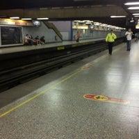Photo taken at Metro Lo Vial by Oscar C. on 10/24/2011