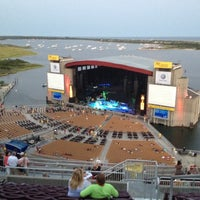 Photo taken at Nikon at Jones Beach Theater by Ant C. on 8/31/2012