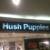 Photo taken at Hush Puppies by Feby T. on 12/23/2011