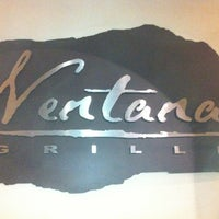 Photo taken at Ventana Grille by Gary P. on 3/17/2012